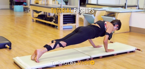 Tutorial: Push Ups