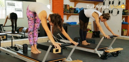 Pilates Contemporáneo en Reformer