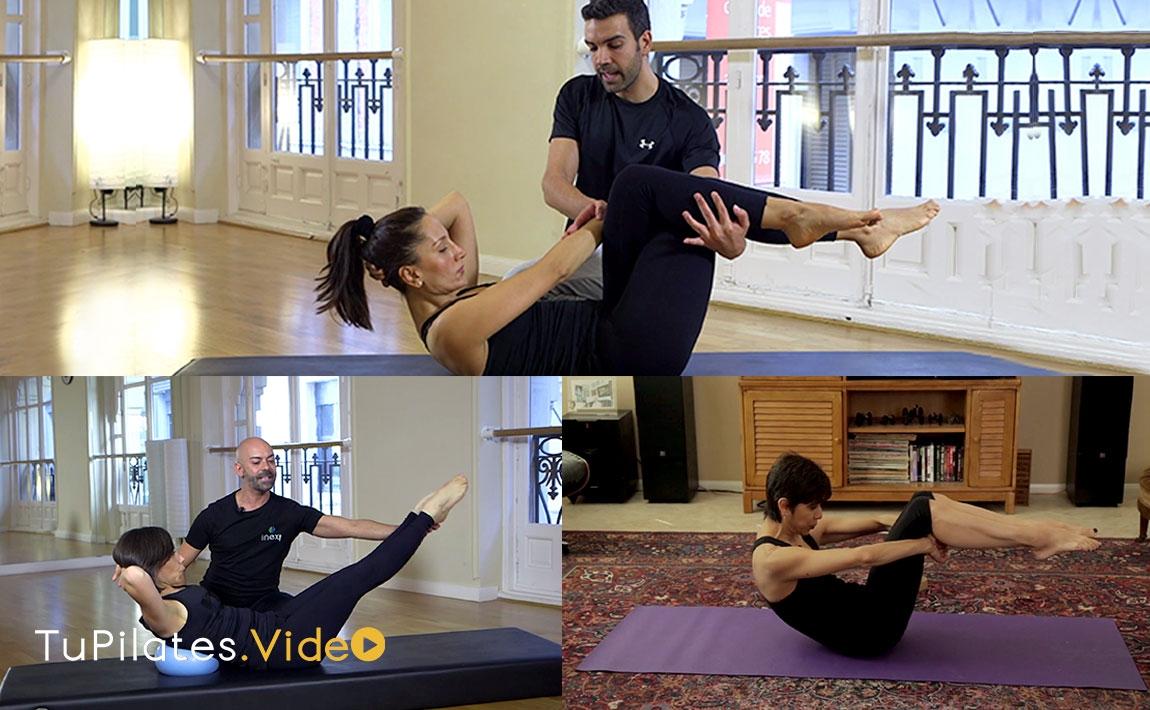 Como hacer pilates en tu casa paso a paso tu pilates video clases de pilates en espa ol - Como hacer pilates en casa ...