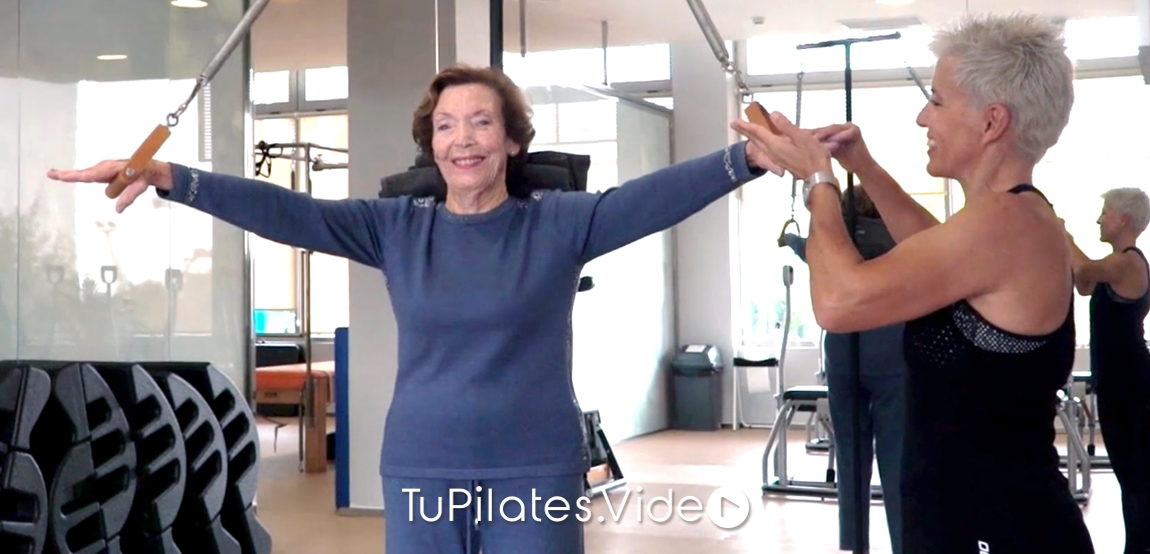 Osteoporosis para seniors con Ped a Pull